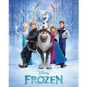Disney Frozen Cast - 16 x 20 Inches Mini Poster