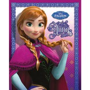 Disney Frozen Anna - 16 x 20 Inches Mini Poster