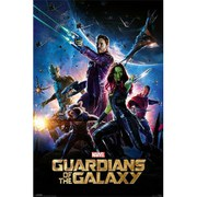 Marvel Guardians Of The Galaxy One Sheet - 24 x 36 Inches Maxi Poster