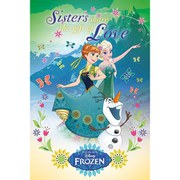 Disney Frozen Fever Gift of Love - 24 x 36 Inches Maxi Poster