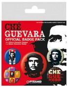 Che Guevara - Badge Pack