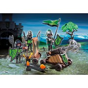 Playmobil Wolf Knights with Catapult (6041)
