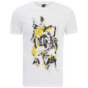 McQ Alexander McQueen Men's Short Sleeve McQ Graphic Crew T-Shirt - Optic White
