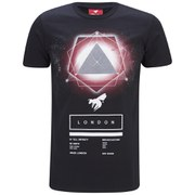 Abuze London Men's Entity T-Shirt - Black