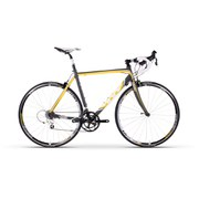 Moda Rubato Carbon Road Bike - Sram - Sunset/Slate
