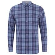 Tommy Hilfiger Men's Keara Long Sleeve Checked Shirt - Multi