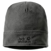 Jack Wolfskin Men's Real Stuff Beanie Hat - Grey Heather