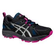 Asics Women's Gel Trail Tambora 4 Trail Running Shoes - Black/Silver