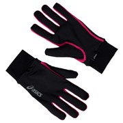 Asics Basic Running Gloves - Pink Glow