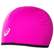 Asics Winter Running Beanie Hat - Pink Glow