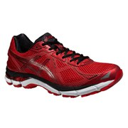 Asics Men's GT 2000 3 Lite Show Running Shoes - Red/Black