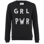 Zoe Karssen Women's GRL PWR Sweater - Black