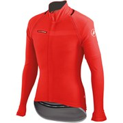 Castelli Gabba 2 Convertible Jacket - Red