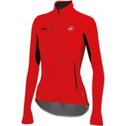 Castelli Women's Gabba Long Sleeve Jersey - Red