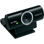 Creative Live Cam Sync HD Webcam - Black
