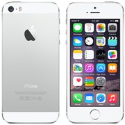 Apple iPhone 5s 4 Inch 32GB Sim Free Smartphone (4G, 16MP, Retina) - Silver