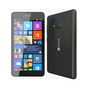 "Microsoft LUMIA 640 5"""" 8GB Sim Free Smartphone (4G LTE, 8MP, Windows Phone 8.1) - Black"