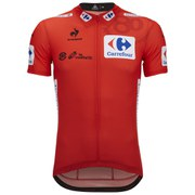 Le Coq Sportif Vuelta Espana Performance Jersey - Red 2015