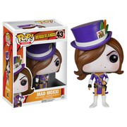 Borderlands POP! Games Vinyl Figura Mad Moxxi