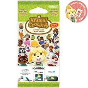 Animal Crossing amiibo Cards Pack - Series 1