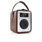 Ruark Audio Carry-Case for R1 - Brown leather