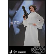 Hot Toys Star Wars Princess Leia Movie Masterpiece 1:6 Scale Figure