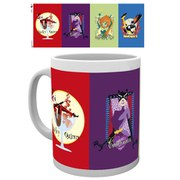 DC Comics Quad Gotham Girls - Mug