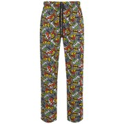 Batman and Robin Men's All Over Print Lounge Pants - Multi