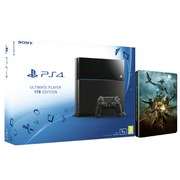 Sony PlayStation 4 1TB - Includes The Elder Scrolls Online: Tamriel Unlimited Steelbook