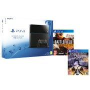 Sony PlayStation 4 1TB - Includes Battlefield: Hardline & Saints Row IV Re-elected