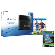 Sony PlayStation 4 1TB - Includes FIFA 15 & Terraria - Bonus Collector's Edition