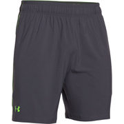 Under Armour Men's Mirage 8 Inch Shorts - Stealth Grey