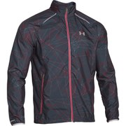 Under Armour Men's Storm Launch Run Jacket - Red/Reflective