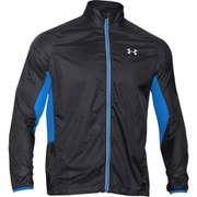 Under Armour Men's ColdGear Infared Storm Launch Packable Jacket - Black