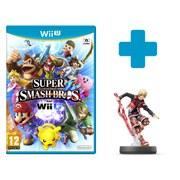 Super Smash Bros. for Wii U + Shulk No.25 amiibo