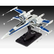 Star Wars The Force Awakens Resistance X-Wing Fighter EasyKit Model Kit