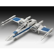 Star Wars The Force Awakens X-Wing Fighter Build And Play Model Kit