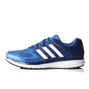 adidas Men's Duramo Elite Running Shoes - Blue/White/Black