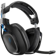 ASTRO Gaming A50 Wireless Headset 7.1 - Black (PS4, PS3, Xbox 360 & PC)