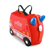 Trunki Frank the Fire Engine Ride-On Suitcase