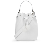 Grafea Women's Cherie Bucket Bag - White