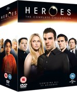 Heroes - The Complete Box Set