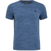Polo Ralph Lauren Men's Short Sleeve Crew Neck T-Shirt - River Blue