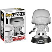 Star Wars The Force Awakens First Order Snowtrooper  Funko Pop! Figuur