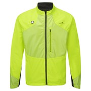 RonHill Men's Vizion Lumen Jacket - Yellow/Black