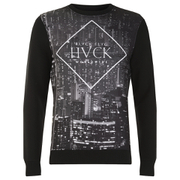 Hack Men's Calver City Sweatshirt - Black