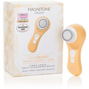 Magnitone BareFaced Vibra-Sonic™ Daily Cleansing Brush - Pastel Orange