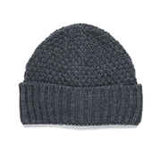 Selected Homme Men's Bart Beanie - Medium Grey Melange