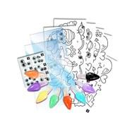 John Adams Jelly Stickers - Animal Fun
