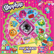 John Adams Shopkins Pop 'n' Race Game